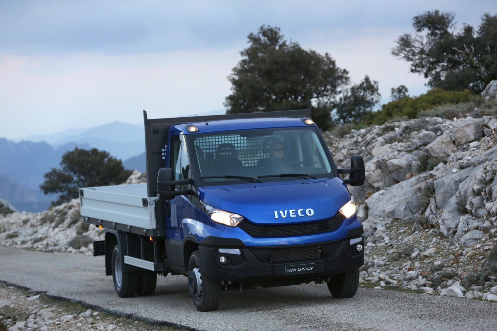 Iveco takes care of the Daily grind  Transport World Africa