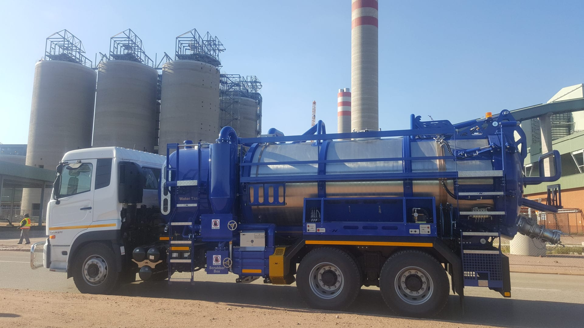Cleaning And Maintenance Specialist Mpumalanga Renovating Services MRMS Has Recently Standardised On Rental Machines From Goscor