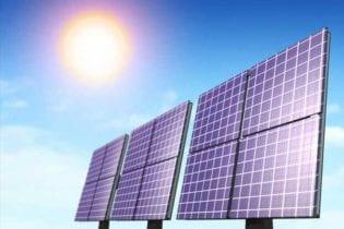 Solar panels image
