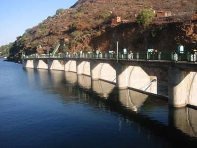 How dam impressive is SA's bulk water infrastructure?