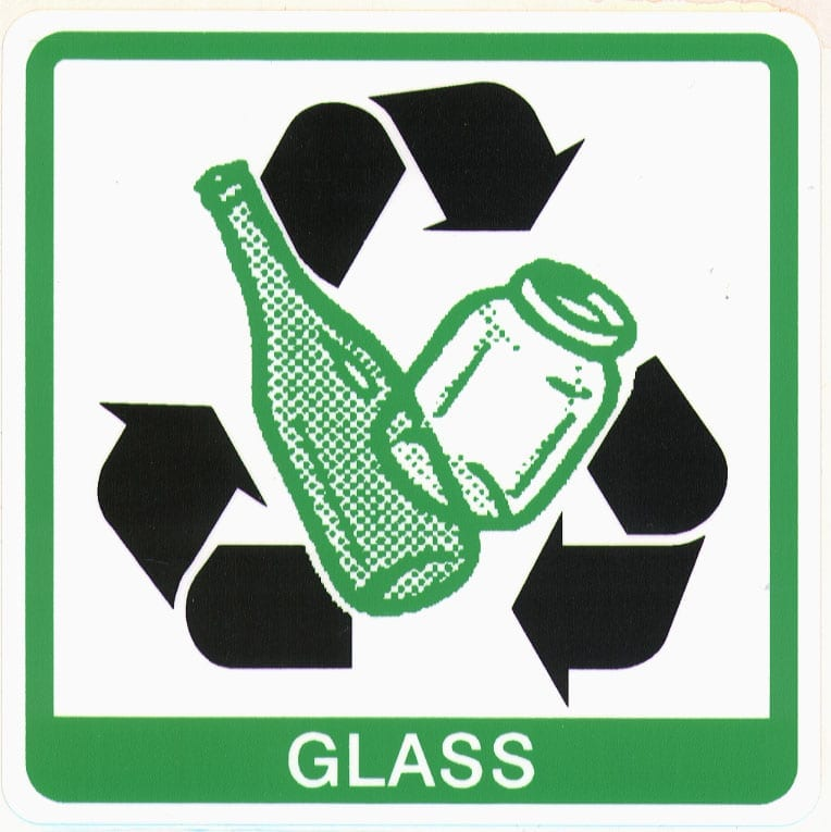 Would you like a glass recycling bag with that car?