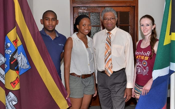 Student leaders from SU to represent South Africa at G20 Youth Summit in Russia