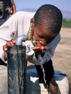 Department to spend millions on improving access to water