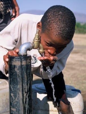 Water & sanitation MDG progress update