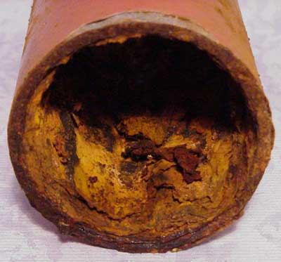 Water pipes in major municipalities need to be replaced
