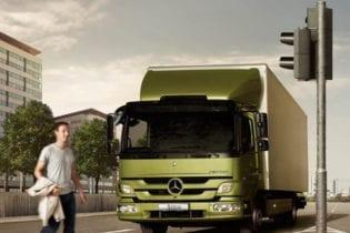 Mercedes-Benz Atego image