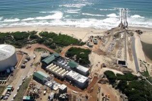 Mossel Bay desalination plant image