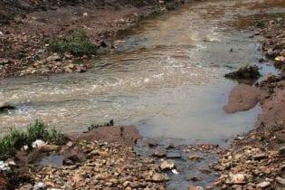 Water leakage image