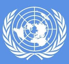 United Nations logo image