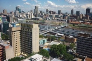 City of Johannesburg image