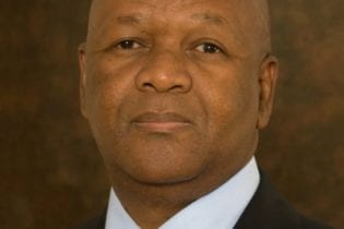 South African Minister in the Presidency, Jeff Radebe