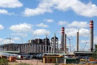 Medupi power station image