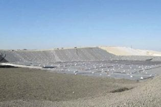 Waterval landfill image
