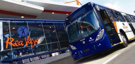 Rea Vaya BRT nominated for international award