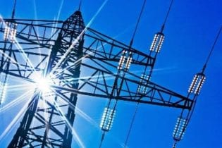 Electricity Pylon image