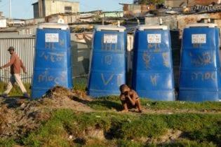 Portable toilets image
