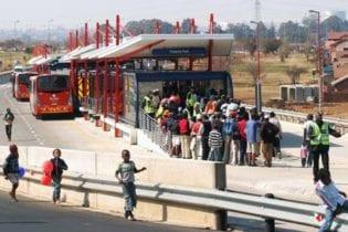 Bus Rapid Transit system image