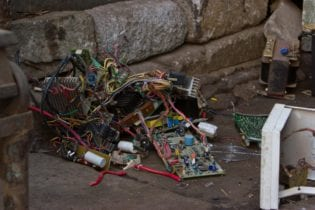Electronic waste is one of the fastest growing waste streams worldwide
