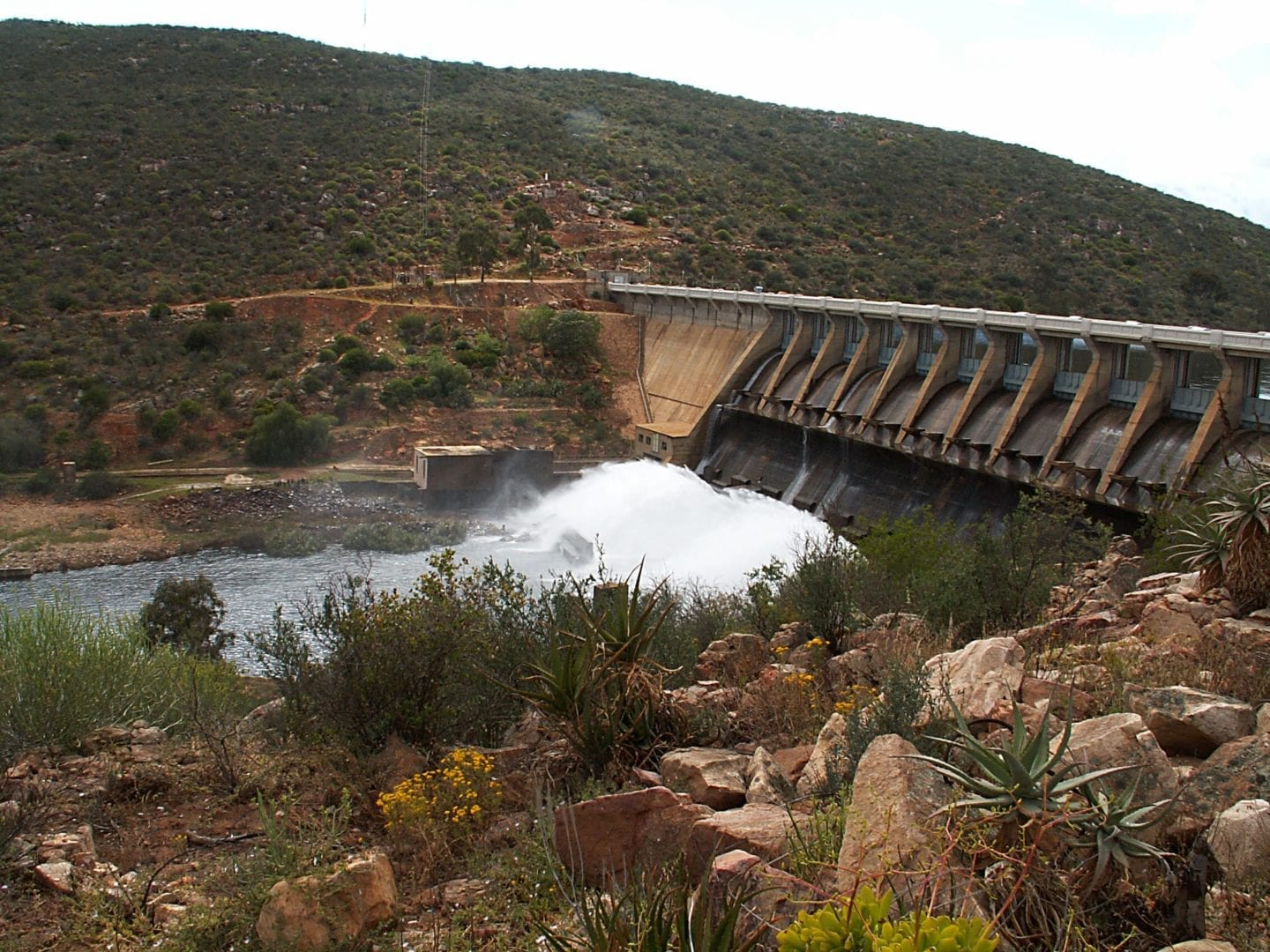 Department still committed to the Clanwilliam Dam project