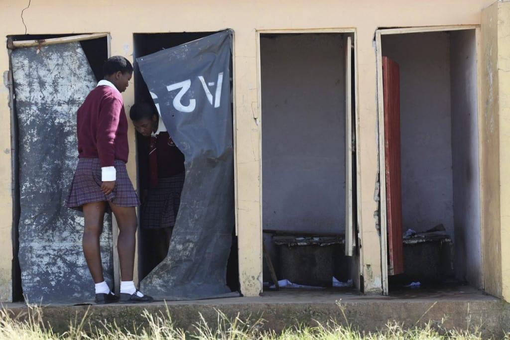 Toilets rarer than cellphones in SA