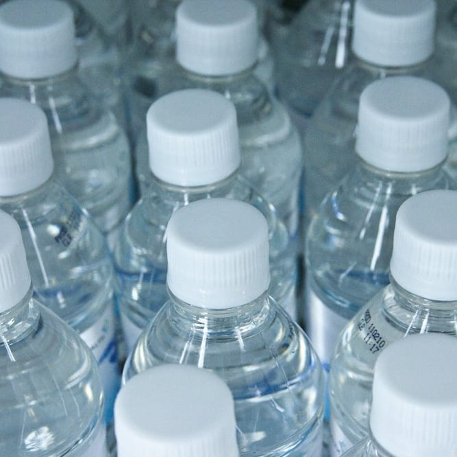 Bottled water producers step up for Cape Town