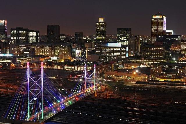 Gauteng's infrastructure