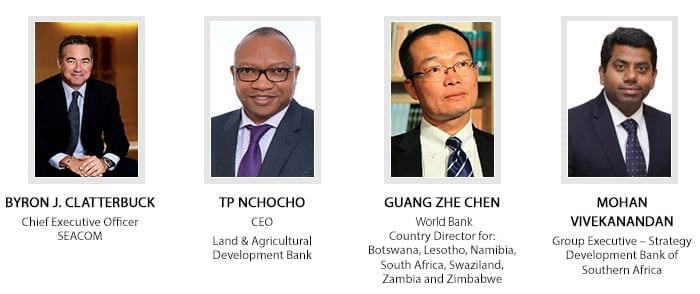 Infrastructure Africa Speakers