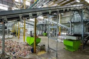 Mpact Polymers recycled PET plant