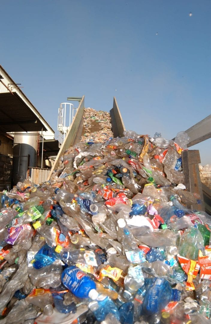 Plastic recycling figures continue to climb