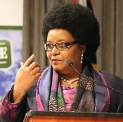 Minister Molewa launches WoW 2016