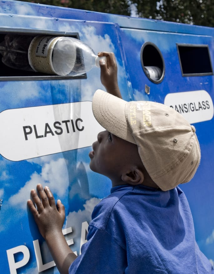 Recycling figures continue to climb in SA schools
