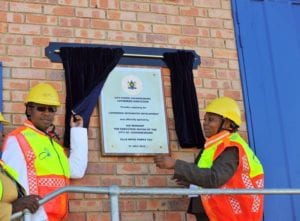 The new Lufhereng Substation will proivde provide additional electricity capacity for the City of Joahnnesburg