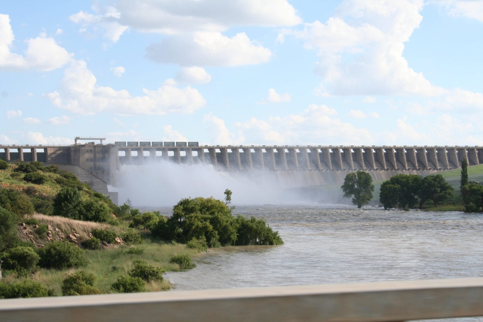 Good progress made in Vaal River clean-up