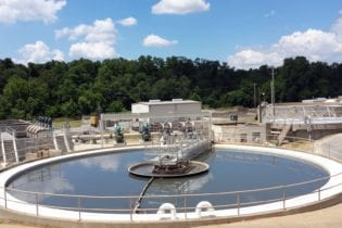 File photo of a wastewater treatment plant. Picture: Supplied.