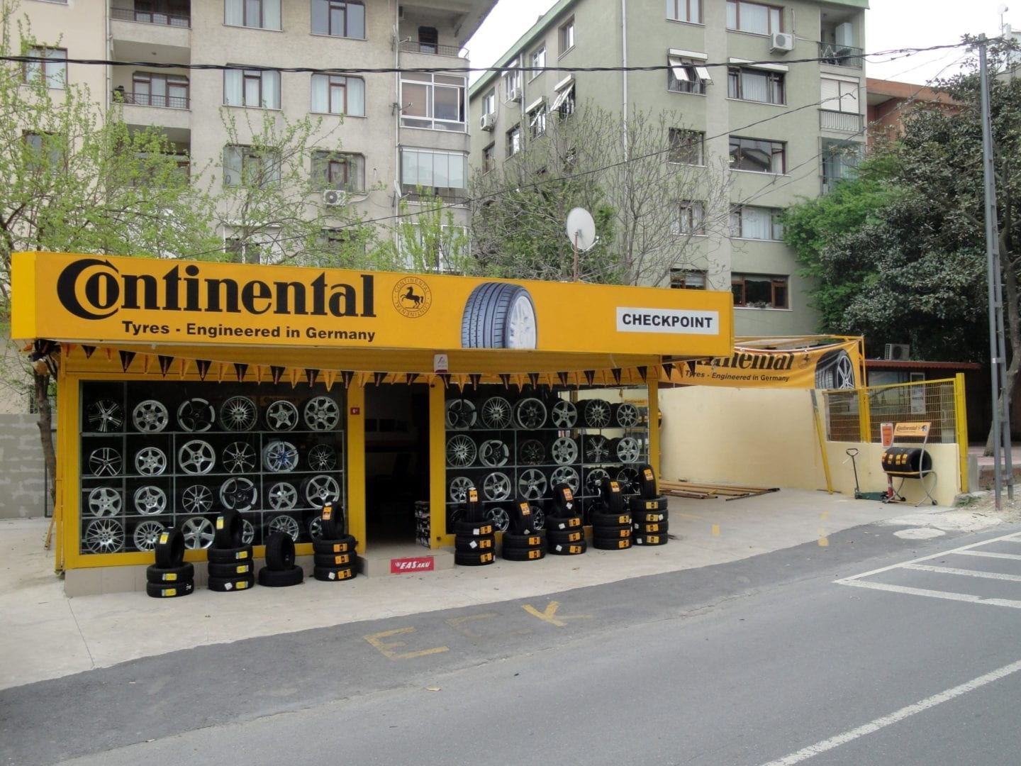 The expansion of Continental Tyres after 70 years in SA