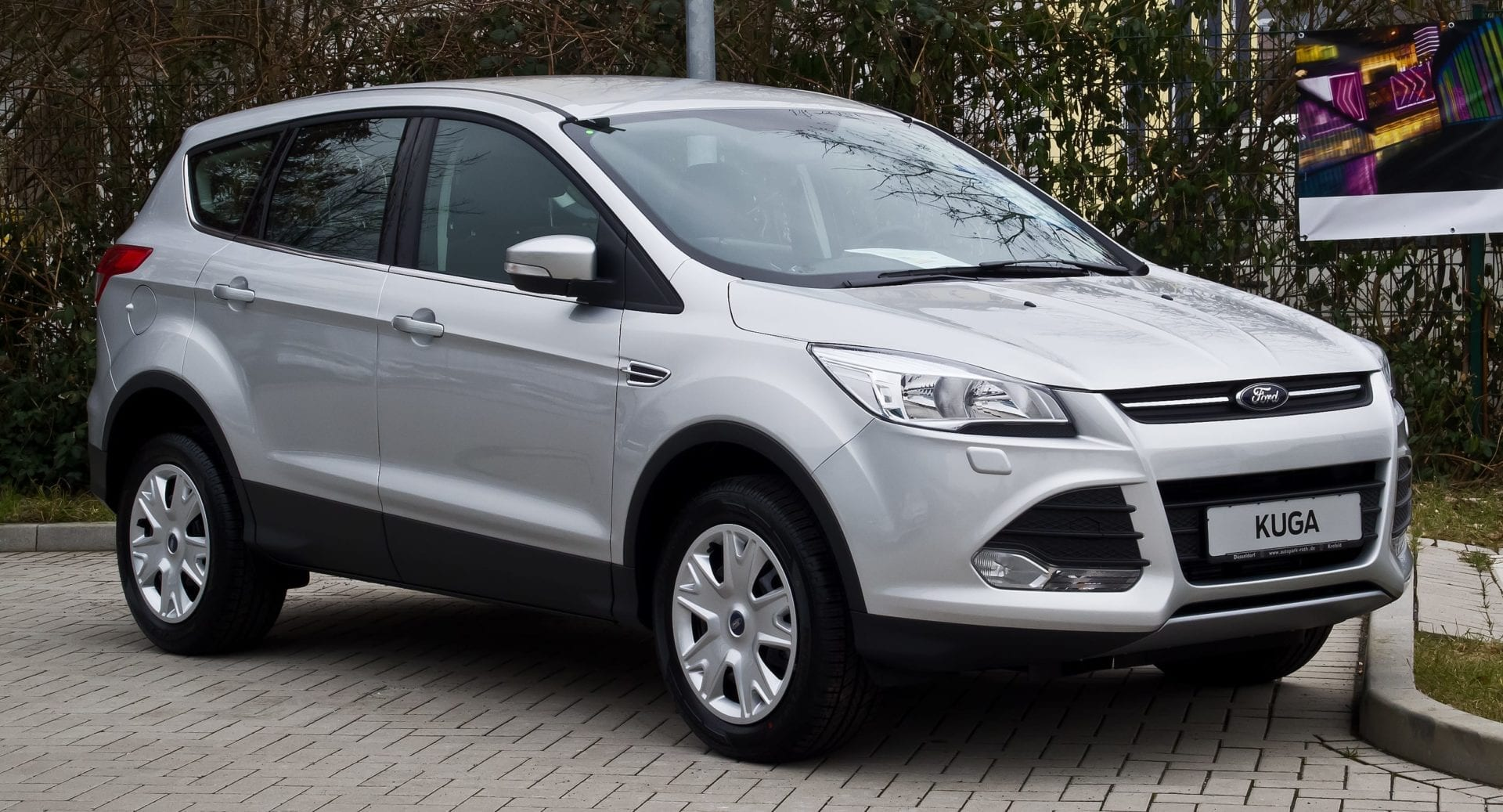 Ford's solid start to 2017 despite Kuga recall