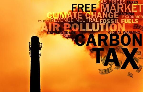 Carbon tax. Picture: SHUTTERSTOCK