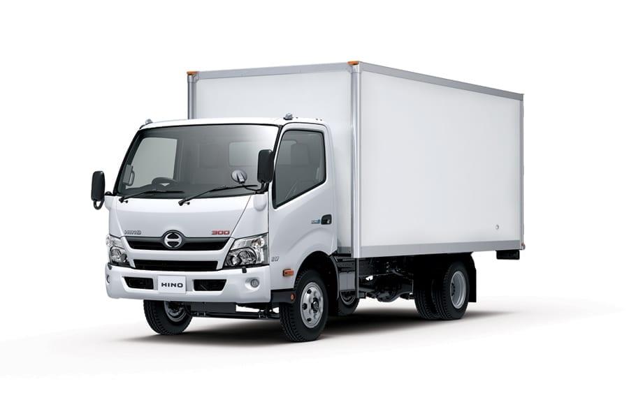 hino trucks 1