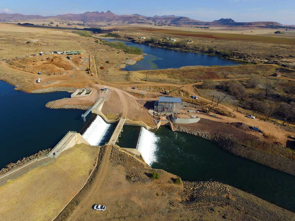 Stortemelk Hydropower Project. Picture: Supplied
