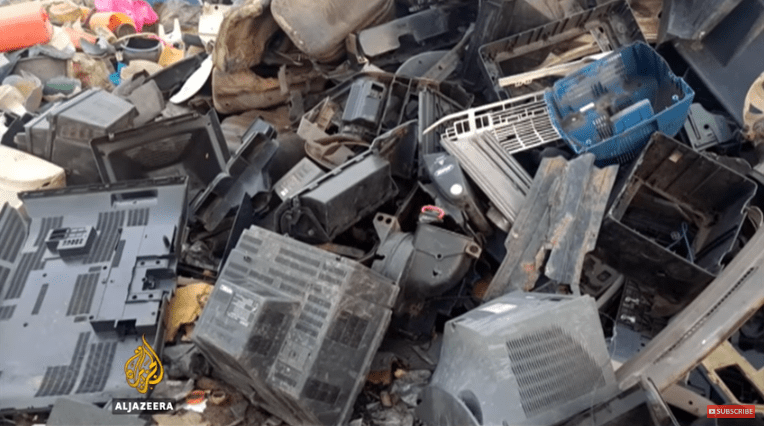 E-waste recycling programme launched in Mamelodi