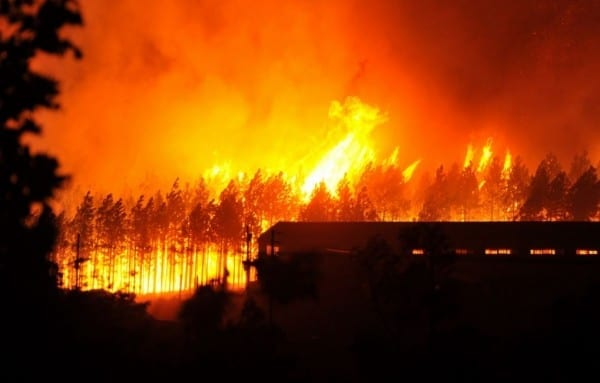 Knysna's water reserves hit rock bottom after wildfires