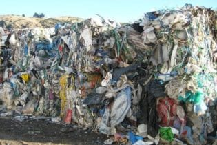 A system using anaerobic digestion to turn plastic into energy is being developed. Picture: Sustainable Initiatives Fund Trust.