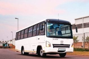 FAW 33_Seater bus