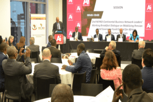 NEPAD 5% Agenda Launch