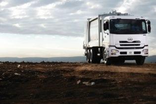 Wastetruck UD trucks