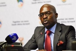 Finance Minister Malusi Gigaba. Photo: DoC