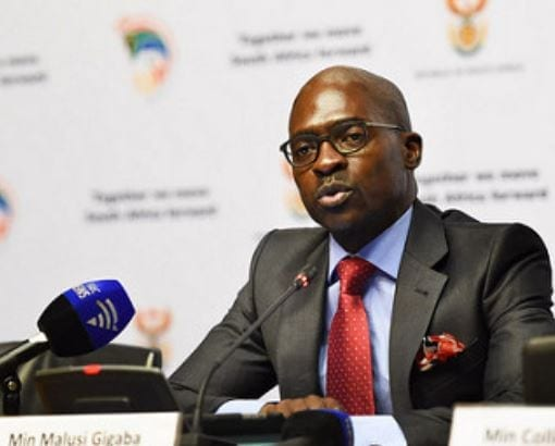 Treasury cannot afford Eskom bailout – Gigaba
