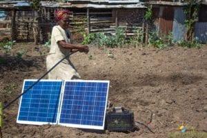 SunCulture Solar water pump system