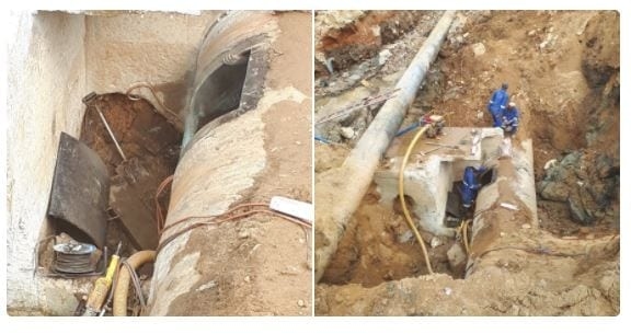 "Joburg Water working overtime to repair ""biggest leak"" in history"