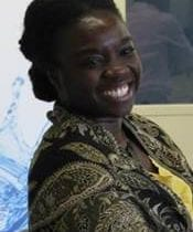 Dr Eunice Ubomba-Jaswa - Research manager from the Water Research Commission